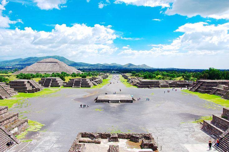 古代都市テオティワカン | メキシコの世界遺産