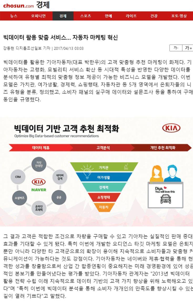 모바일어워드코리아 2017 비즈니스 대상 수상 - http://achor.net