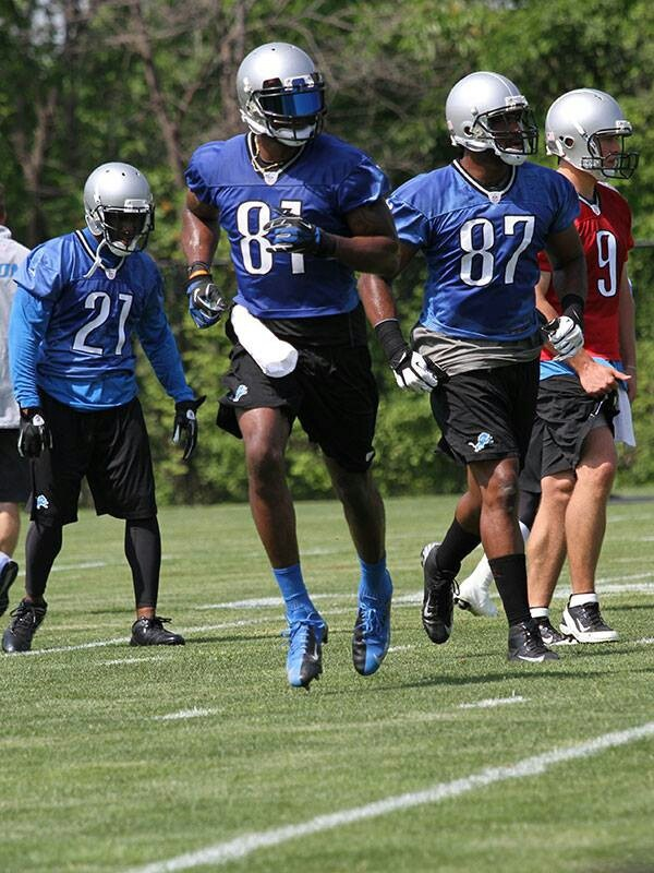 calvin johnson lions scores - photo #48