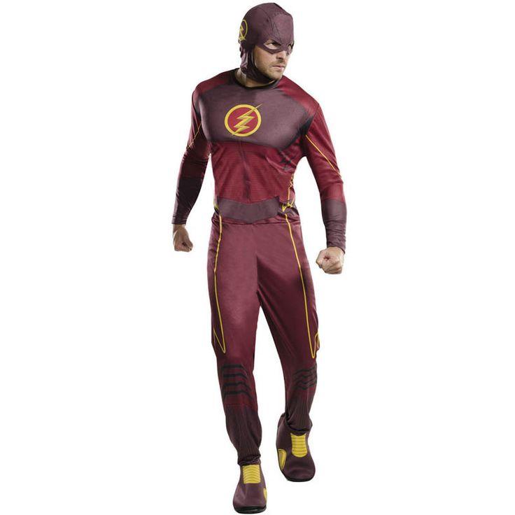 Disfraz de The Flash - DC Comics® #carnaval #novedades2016