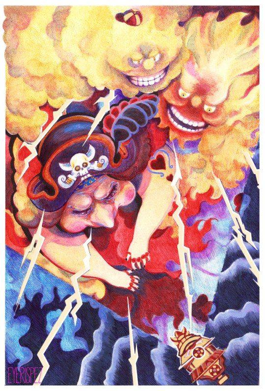 One Piece, Charlotte Linlin, Big Mom