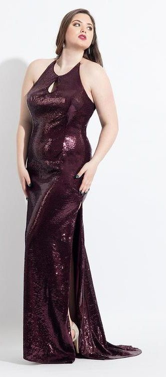 Plus Size Sequin Dress - Plus Size Party Dress – Plus Size Cocktail Dress #plussize