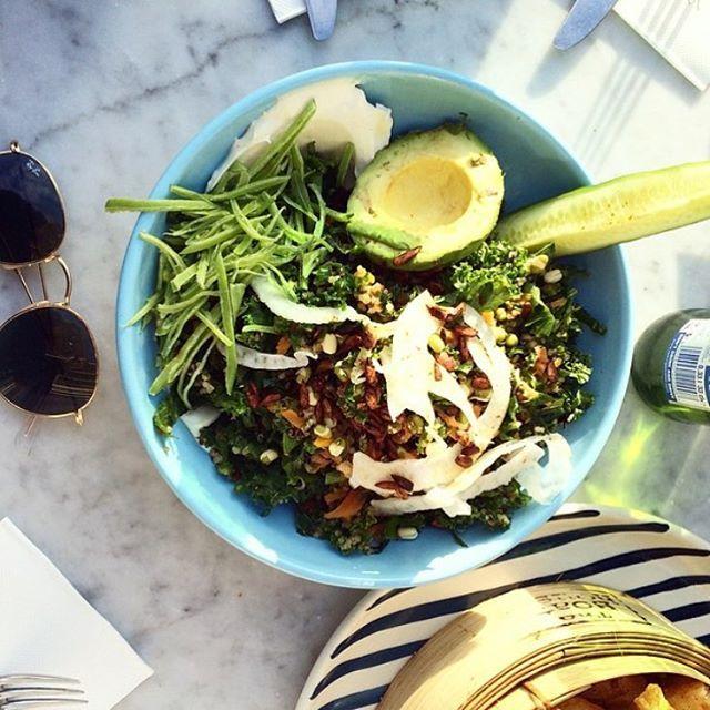 The Boathouse salad    photo @tayheywood