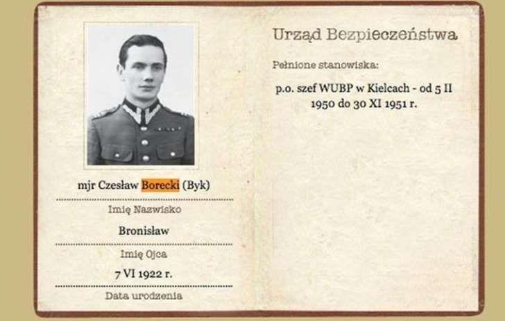 Czesław Borecki