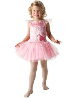 Ballerina. *Starts with B*