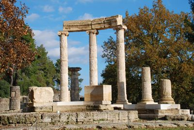 Visit Greece | Olympia