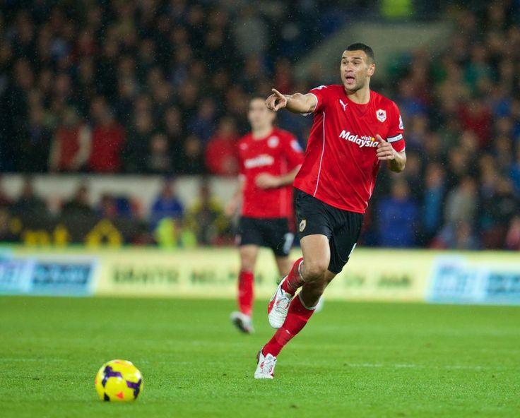 Report: Liverpool hope to sign Cardiff defender Steven Caulker #LFC