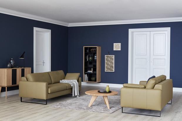Architects Finest Farbe Belem In 2020 Wandfarbe Wohnzimmer Wohnen Schoner Wohnen