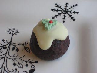 ♥ The Goddess's Kitchen ♥: Chocolate Puddini Bonbons