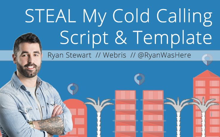Cold calling isn't fun, but if your back is against the wall, it's necessary. To have success, you need a plan and a template. STEAL both of mine here.