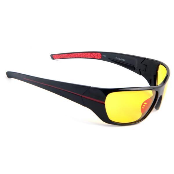 Mens Night Vision Polarized Glasses Outdooors Sport Driving Eyewear Casual Fishing Sun Glassess at Banggood
