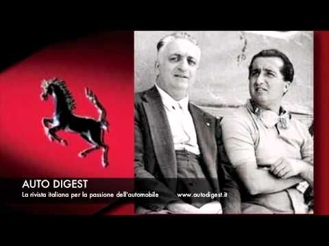 Enzo Ferrari raccontato da Gianni Marin