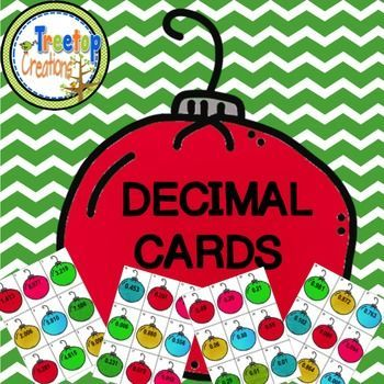 36 decimal station cards for multiple use* Round to the nearest tenth (recording sheet and answer key included)* War Game* Order cards from least to greatest or greatest to least* Black and white cards are included for printing on colored cardstock