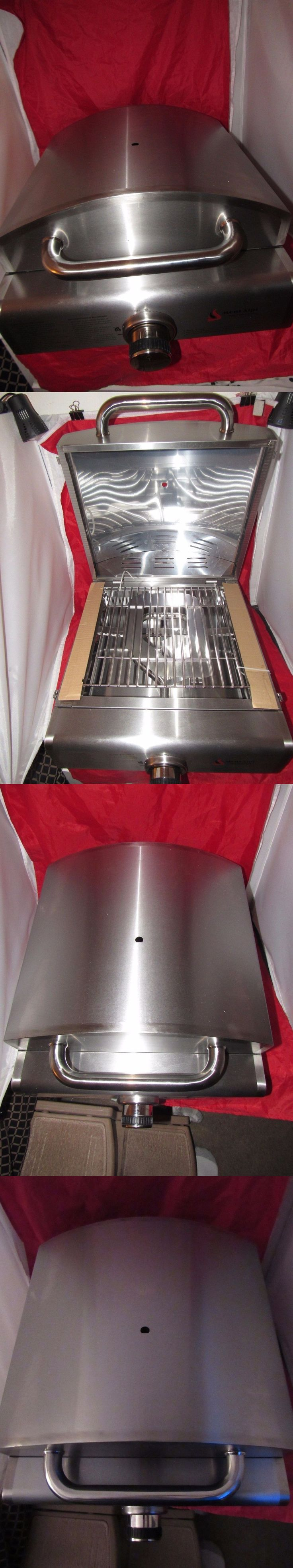 Camping Ovens 181387: Mont Alpi 3 In 1 Pizza Oven Grill (Missing Pizza Stone) -> BUY IT NOW ONLY: $149.95 on eBay!