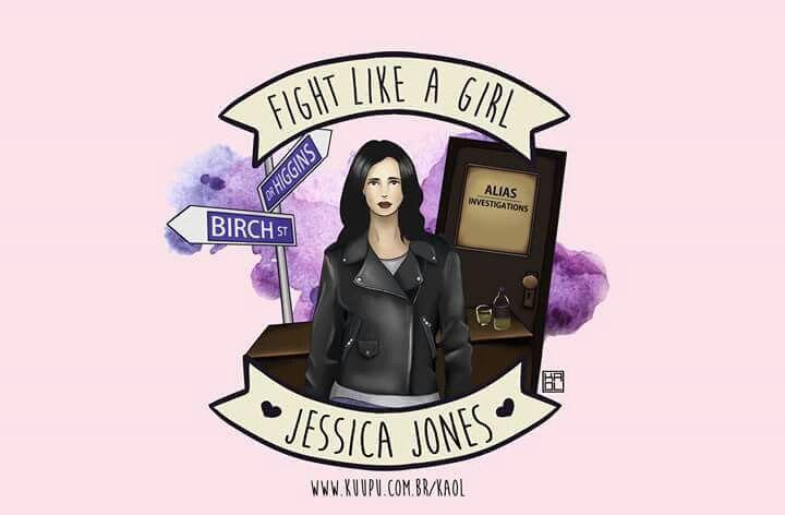 fight like a girl wallpaper - photo #25