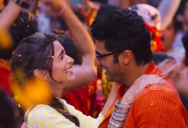 Alia Bhatt & Arjun Kapoor #2States #Still