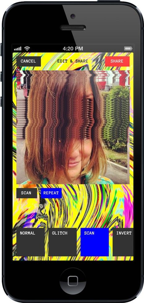 Glitché App Intentionally Breaks Your Photographs | Popular Photography