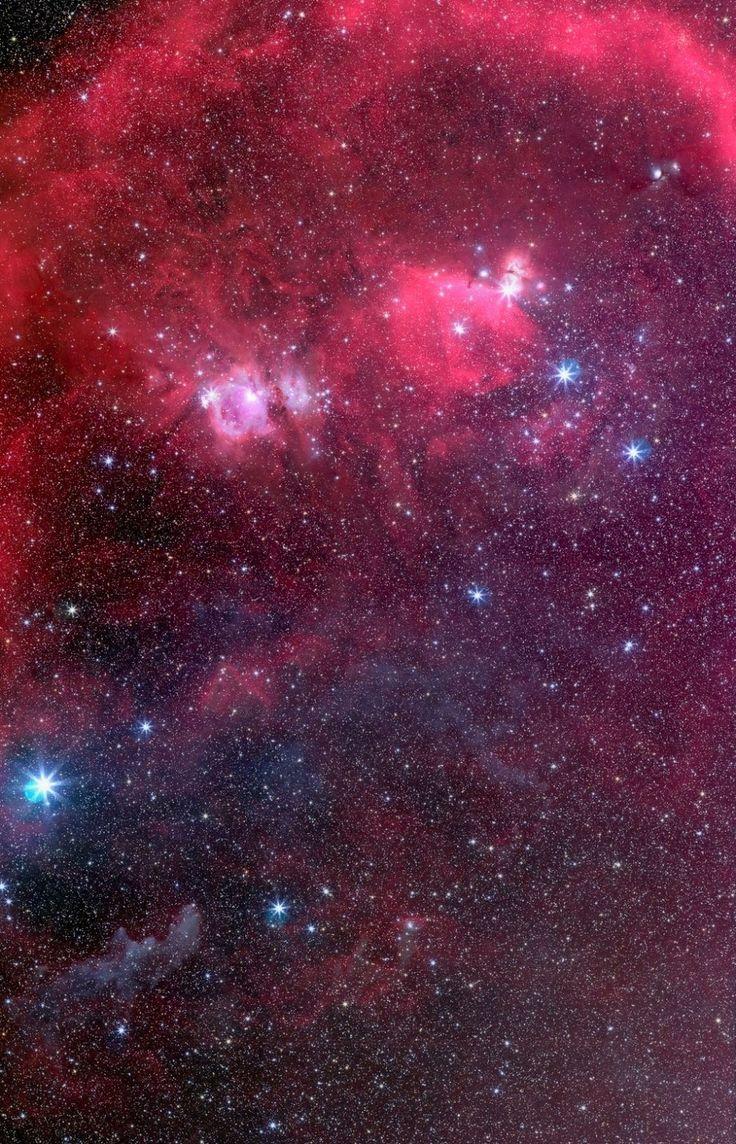 Universo Mágico: El cinturón de Orión
