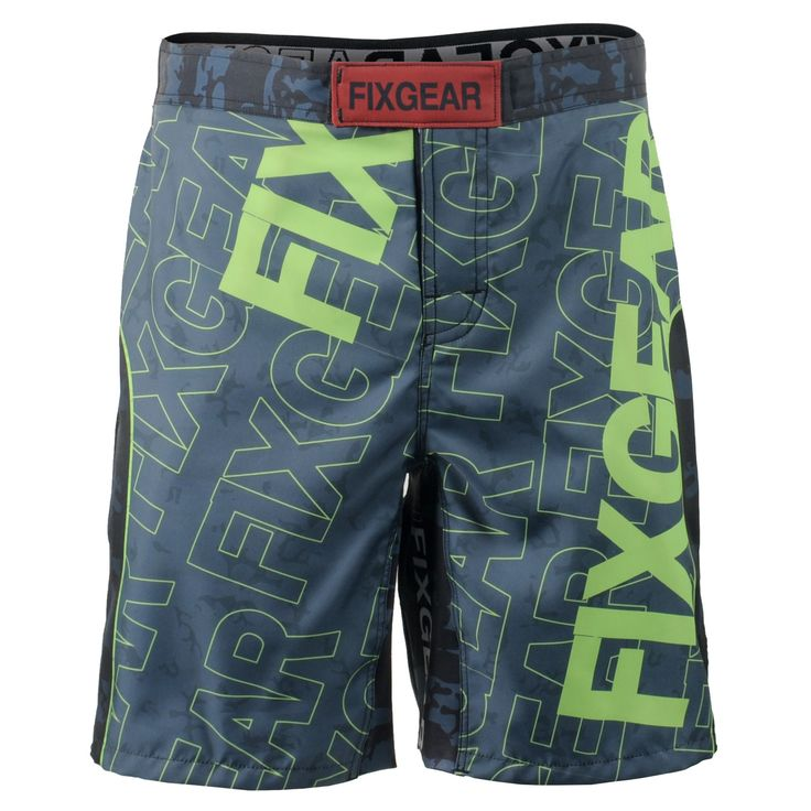 Fixgearmall - #FIXGEAR FMS-H1 #MMA #Shorts for Men, #Unique Design and Advanced Performance Fabric. ( #AeroFIX ) #Training #Kickboxing #Fitness #Crossfit #UFC #Sportswear