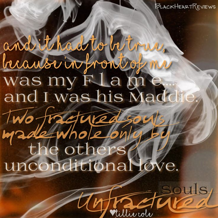Souls Unfractured by Tillie Cole