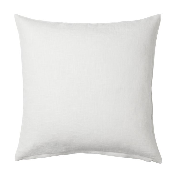 Ikea Vigdis Cushion Cover Cover Is Made Of Ramie A