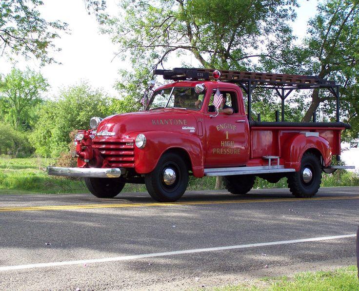 Kiantone Fire truck Fire trucks, Trucks, Firefighter jobs