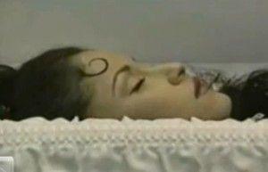 Selena Quintanilla Dead Body