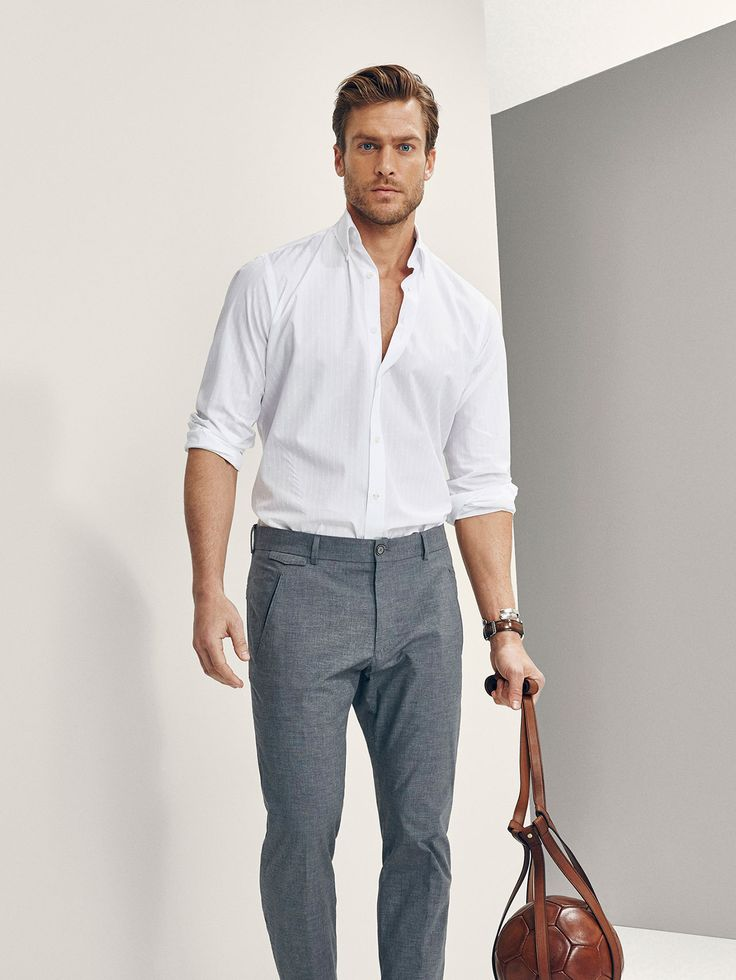 LIMITED EDITION SLIM FIT CHINOS