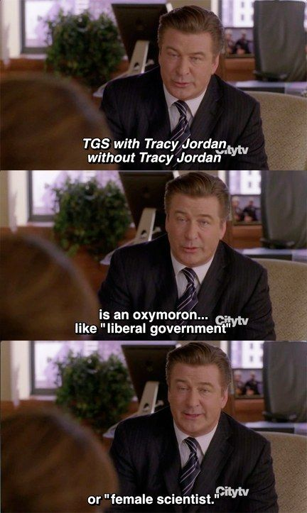 "Community Post: 28 Jack Donaghy Quotes That Will Make You Miss ""30 Rock"""