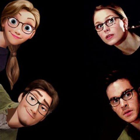 Disney + Karamel #Kara #Mon-El | K A R A M E L |