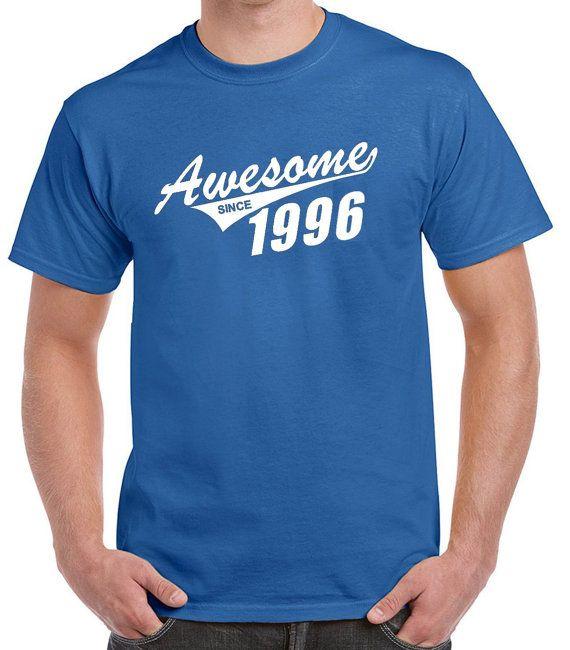 T-Shirt 21 cadeau danniversaire pour homme fils fille copain