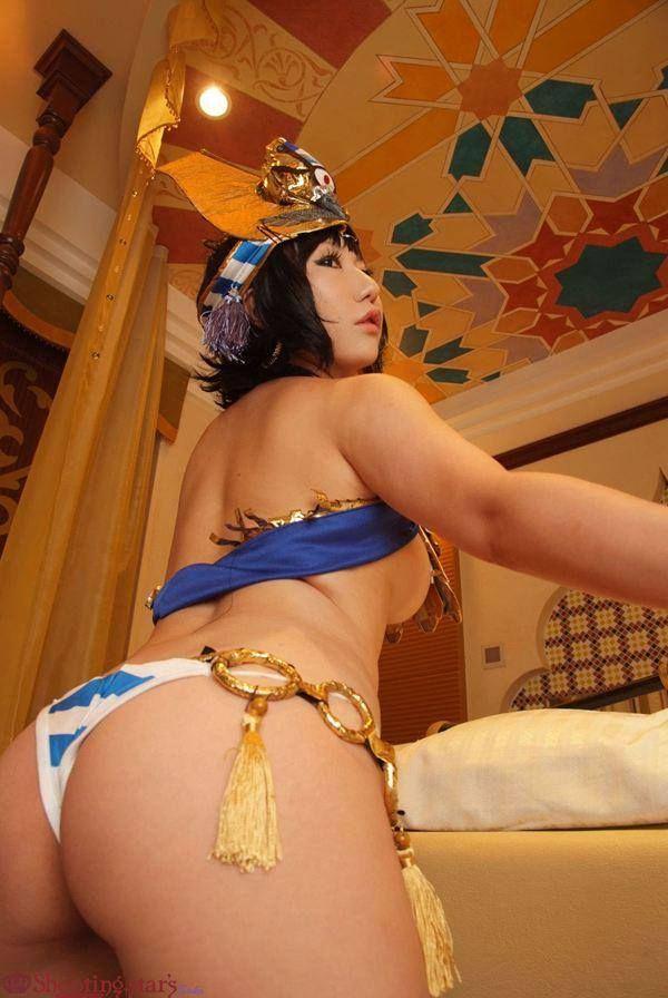 Menace  Queens Blade  cosplay  Cosplay Cosplay girls