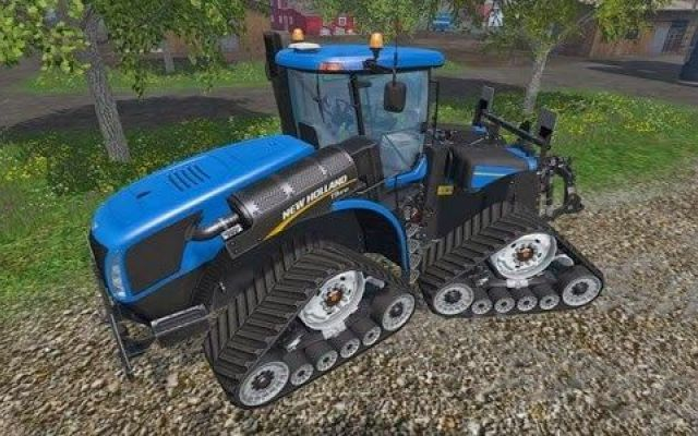 Farming simulator 2015- New Holland T9670 Trattore #farmingsimulator2015 #trattori