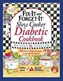 #healthyliving Fix-It and Forget-It Slow Cooker Diabetic Cookbook: 550 Slow Cooker Favorites-to Include Everyone!