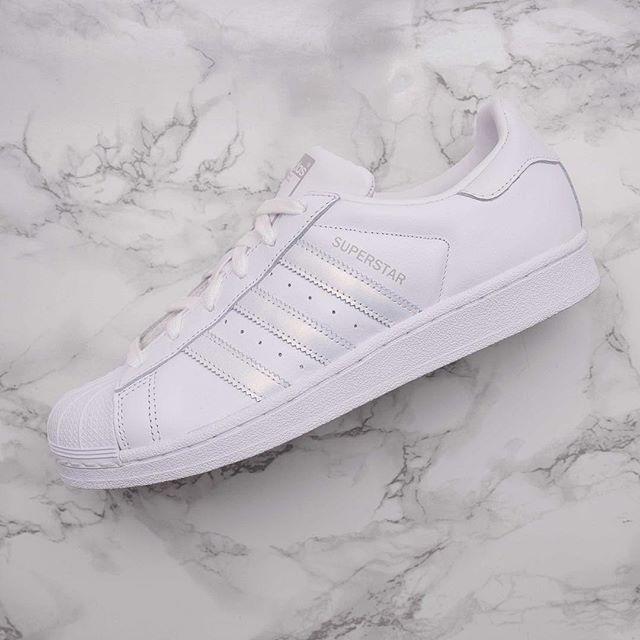 adidas superstar femme blanche 40