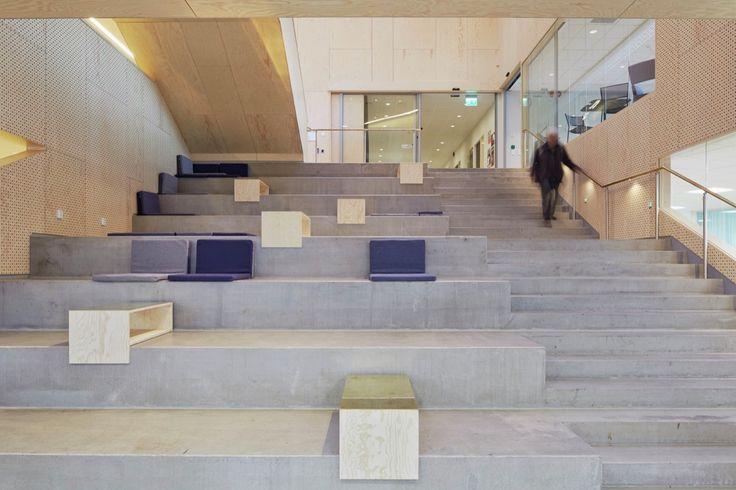 Centro Cultural em Landvetter / Fredblad Arkitekter
