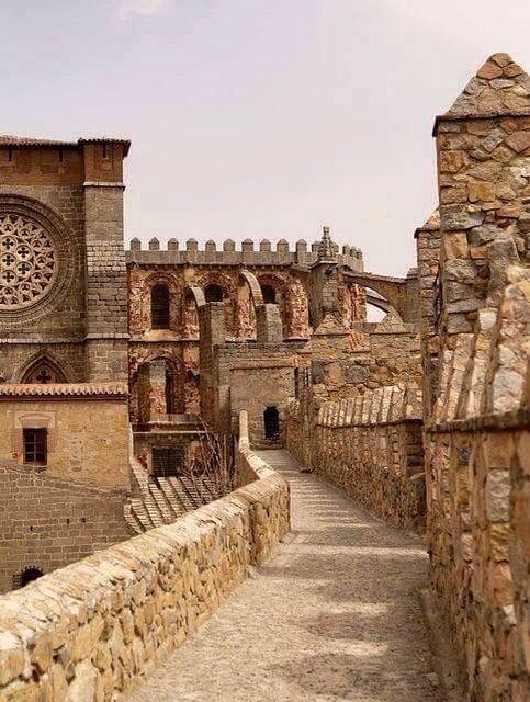Avila - Castile and Leon, Spain