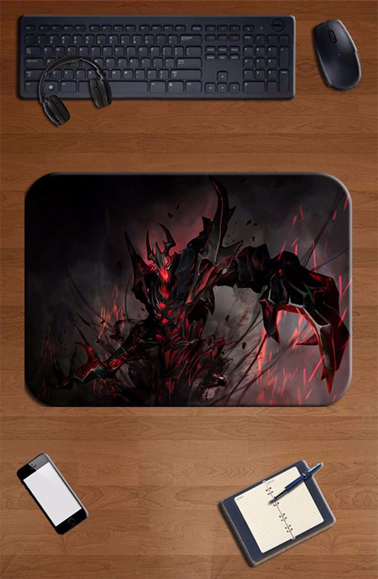 dota 2 mouse pad shadow fiend the soul devourer pad to mouse notbook mousepad gaming padmouse gamer to laptop keyboard mouse mat