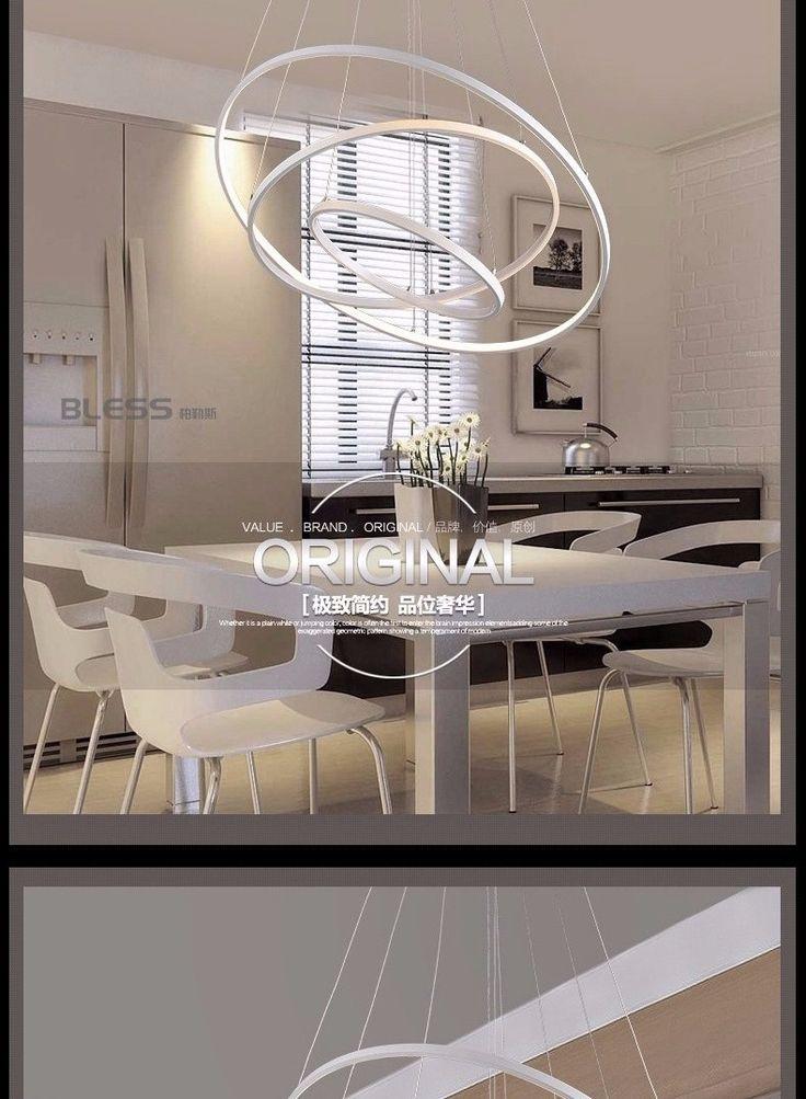 Oltre 25 fantastiche idee su Illuminazione della sala da pranzo su Pinterest ...