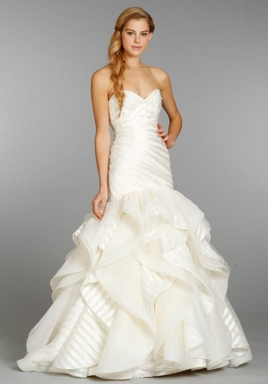 Spectacular Hayley Paige Keaton Wedding Dress The Knot