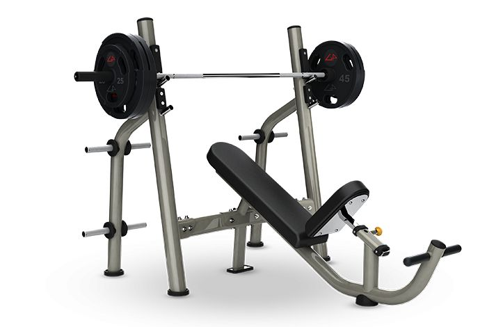 Olympic Incline Bench G3-FW14