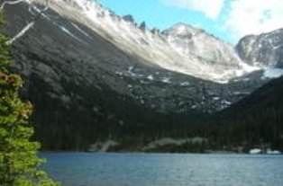 Alberta Falls Trail and Mills Lake Trail
