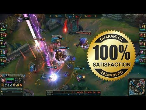 This Is Why I Play League of Legends https://www.youtube.com/watch?v=8ExLEsTmVXE #games #LeagueOfLegends #esports #lol #riot #Worlds #gaming