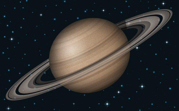 Anéis de Saturno se formaram recentemente?