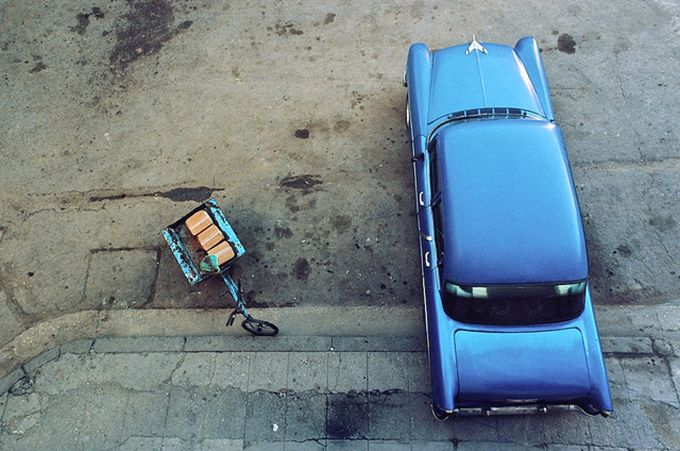 Cuban wheels, James Kendall – Flickr