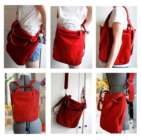 convertible backpack/tote
