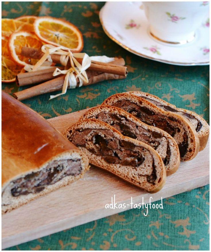 .. chute a vône mojej kuchyne...: Medový závin