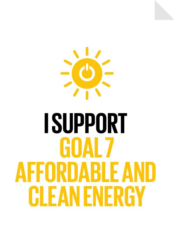 Global Goal #7: Affordable and Clean Energy | The Global Goals - Ensure access to affordable, reliable, sustainable and modern energy for all