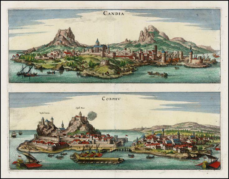 Candia, Corfù