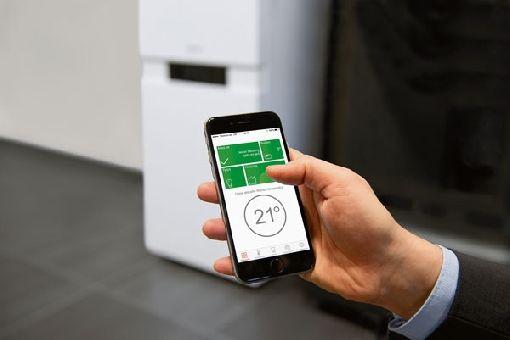 Homeplaza - Eine neue App hilft beim Heizungsbetrieb und gibt Energiespartipps - Mit der Heizung immer in Kontakt